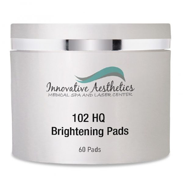 102 HQ Brightening Pads Innovative Aesthetics Medical Spa and Laser Center