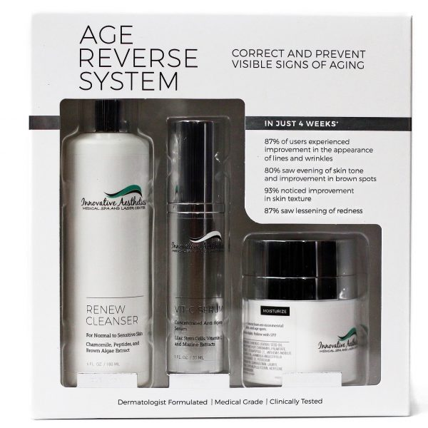 Age Reverse System Innovative Aesthetics Medical Spa and Laser Center