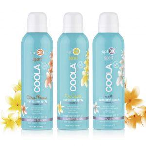 Coola Sport Sunscreen Spray Innovative Aesthetics Medical Spa and Laser Center