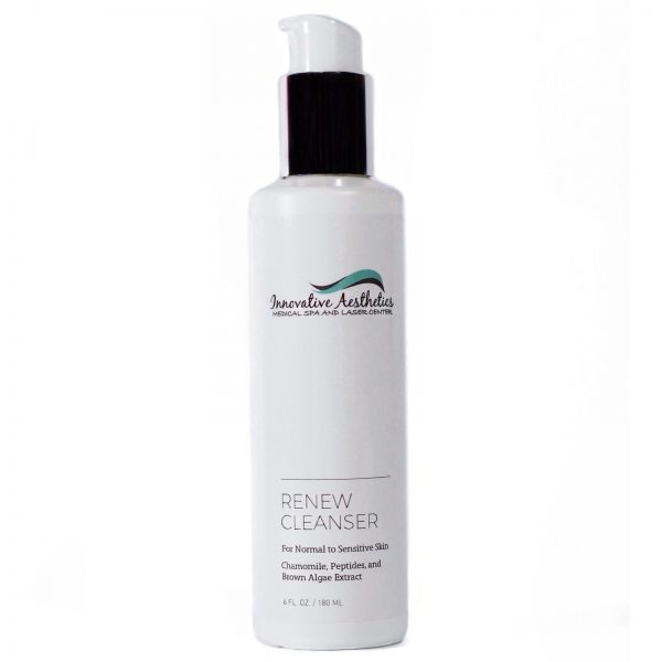 Renew Cleanser Innovative Aesthetics Medical Spa and Laser Center