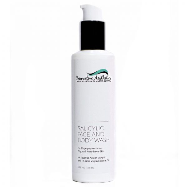 Salicylic Face and Body Wash Innovative Aesthetics Medical Spa and Laser Center